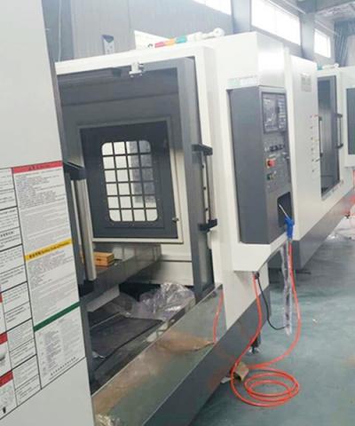 CNC加工中心