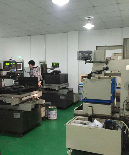 CNC Wire Cutting